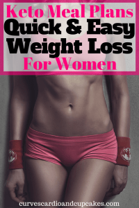 Quick and easy weight loss with these keto meal plans created just for women who are beginners at a ketogenic diet. Meal plans, recipes, and motivation for making losing weight simple and easy. Tips to stick to your keto diet and lose belly fat and achieve the weightloss you dream of!