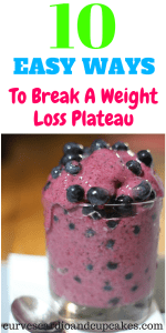 Is your weight loss stalled? These easy weight loss plateau busters will help you bust through your weight loss plateau and get back to losing weight no matter what diet you follow. Simple tips on what to do to overcome it.