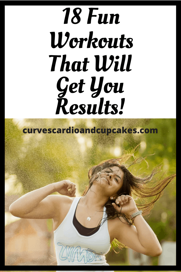 These are the best fun workouts ideas I've ever seen! Easy ways to lose weight and get results while having fun.