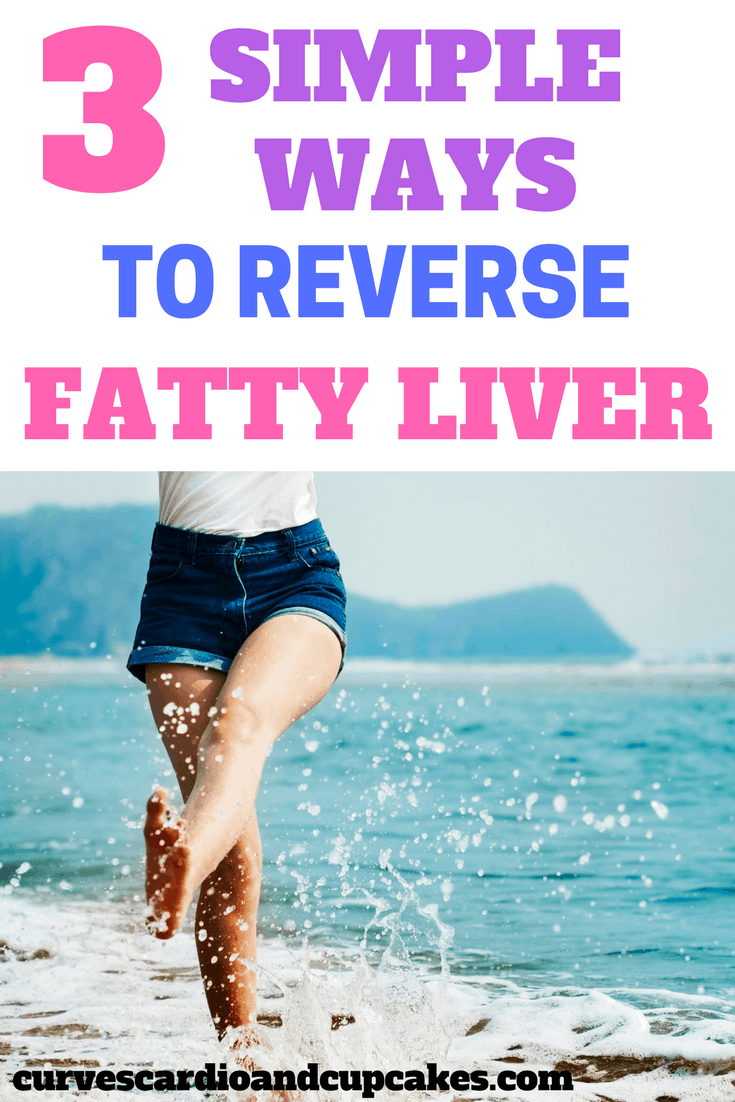 How to reverse fatty liver and heal your liver. No fatty liver diet or fatty liver cleanse is necessary. Just implement these 3 simple strategies for reversing fatty liver to get healthy and lose weight.