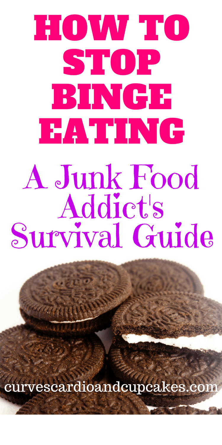 If you feel like your eating is out of control and you can't stop eating junk food, click through to find out how you can control your eating and food cravings with these tips and habits that will put a stop to binge eating and help with your weight loss.