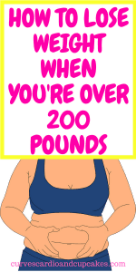 These tips to lose weight if you are over 200 pounds or obese will show you how to get healthy fast with a diet plan that is easy. This is great for women who have 40, 50, 60 or 100+ pounds to lose. Stay motivated and see quick weight loss!