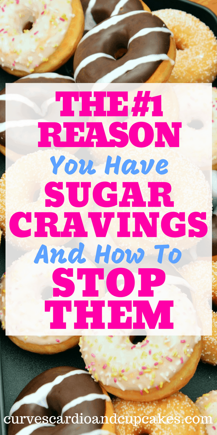 How to stop sugar cravings with one simple healthy diet change and product. Get rid of your annoying sweets addiction and curb your sugar cravings. Find out what causes sugar cravings and how you can curb them without having to do a detox or cleanse.