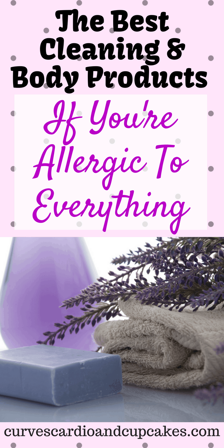 Are you allergic to everything? If you're suffering from multiple chemical sensitivity, these are the best products you can use for cleaning and personal care. If you're one of many people trying to detox your life and restore your health from chronic illness, you won't want to miss this!